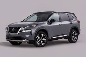 Weaker economic activity, limited consumer movement, and lower vehicle production will affect all carmakers in the u.s. 2021 Nissan Rogue Crossover Suv Comes With A Platinum Touch Myroadnews Com