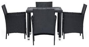 <b>Комплект мебели</b> TetChair 210036 (стол, <b>4</b> стула) — купить по ...