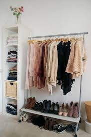 The No Closet Garment Rack Closet (19 Winning Examples Where To Buy Them)