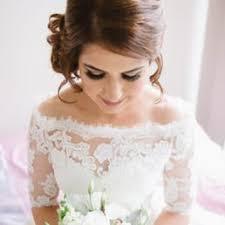 photo of blossom hair makeup balmain new south wales australia wedding makeup wedding makeup artist