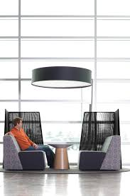 incredible shaped office desk chairandsofaclub. Cool Office Gear. Gear Other Pieces Include Movable Wing Walls Seen Above And Modular Furniture Incredible Shaped Desk Chairandsofaclub