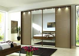 floor to ceiling sliding wardrobe doors glass slanted mirror sliding door wardrobe ceiling floor fitted cream rock solid beautiful built premium