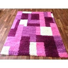 fuschia pink rug gy pink rug pink modern blocks gy area rug pink purple lavender white