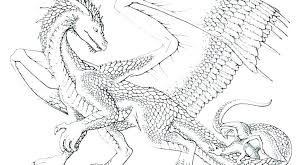 Realistic Dragon Coloring Pages Realistic Dragon Coloring Pages Cool