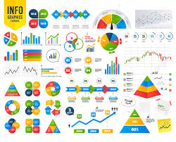 Infographic Template Money In Dollars Icons 10 20 30 And