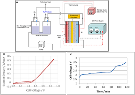 carbon dioxide and water electrolysis