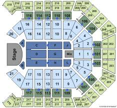 Mgm Grand Garden Arena Tickets In Las Vegas Nevada Seating