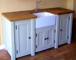 Stand Alone Kitchen Cabinets Exterior Free Standing Kitchen Sink Base Cabinet Free Standing