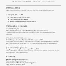 Resume Outlines Examples The Difference Between A Resume And A Curriculum Vitae