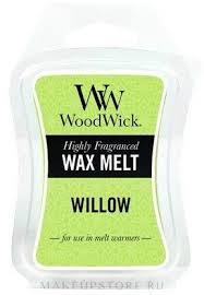 WoodWick <b>Wax</b> Melt Willow - <b>Ароматический воск</b> | Makeupstore.ru