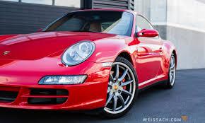2006 Porsche 911 Carrera 4S Coupe - Weissach