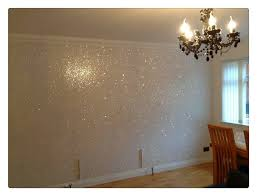 interior wall paint glitter photo 13
