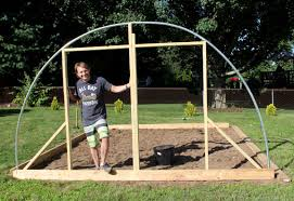 Hoop House End Wall Design Hoophouse Greenhouse Diy Design End Wall Structure Build