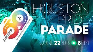 2019 Houston Lgbtq Pride Celebration Pride Houston Inc