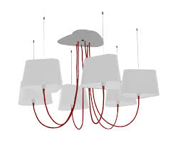 nuage chandelier 6 small by designheure chandeliers
