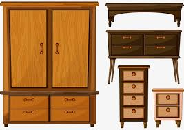 wood furniture clipart. Plain Clipart Wooden Furniture Furniture Clipart Furniture Retro PNG Image And Clipart And Wood F