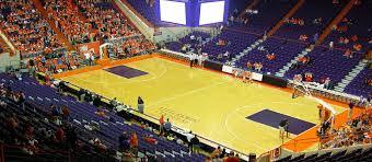 Littlejohn Coliseum Seating Chart Littlejohn Coliseum Seating Chart Map Seatgeek