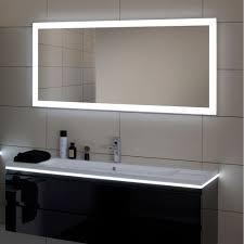 Miroir Salle De Bain Led 120 Cm