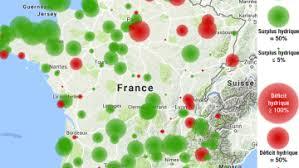 météo agricole déllée en europe