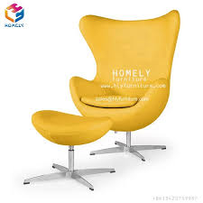 china classic design stereo egg pod fiberglass alpha shell speaker egg chair with ottoman china egg chair ball chair