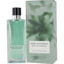 <b>Angel Schlesser Esprit</b> de Gingembre Men's 5-ounce Eau de ...