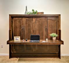 murphy bed home office combination. Venetian Disappearing Desk Bed Murphy Home Office Combination