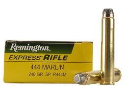 444 Marlin Vs 45 70 Ballistics Chart Top 7 Rifle Cartridges For Ohios Deer Season
