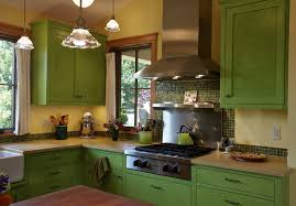 Back To: Interested To Install Colored Kitchen Cabinets?