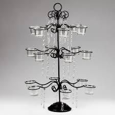 tea light candle chandelier designs