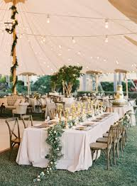 wedding tent lighting ideas. Wedding Tent Lighting Ideas. Backyard Garland Centerpieces Ideas I