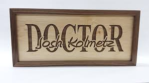 handcrafted profession wall art desk name plate business scrollsaw hanging standing on wall art business names with amazon handcrafted profession wall art desk name plate