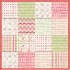 Coral Pink & Green Quilts - Heart at Home : Heart at Home ... & Coral Pink & Green Quilts - Heart at Home : Heart at Home Adamdwight.com