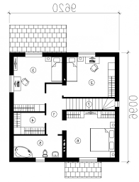 architecture simple office room. Home Architecture Floor Plan Bedroom House Plans Simple Three Data Center Architectural . Office Design Room A