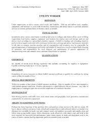 Forklift Operator Resume Cover Letter Lift Driver Ideal Captures