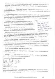 Campaign Gallery Focus Ireland Thank You Letter And Note From