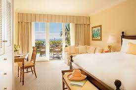 On Suite Bedroom Laguna Beach Hotel Accommodations Luxury Rooms Suites