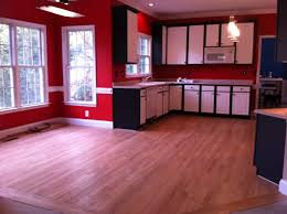 Red And Black Kitchen Dark Kitchen Cabinets Red Walls Quicuacom
