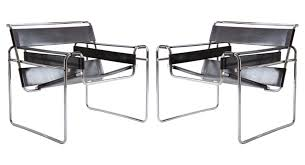 Wassily Chairs by Marcel Breuer for Gavina - Mid-Century Modern Modern  Armchairs & Club Chairs - Dering Hall