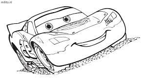 Kleurplaten Auto Cars Brekelmansadviesgroep