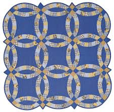 Double Wedding Ring | acrylic quilt template by Quilting from the ... & ... Double Wedding Ring Template Set ... Adamdwight.com