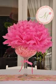 Cute centerpiece for kids party