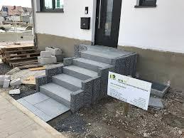 2 stufen treppe in treppen. Mauern Stufen M M Gartenbau