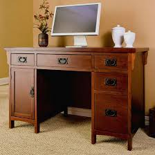 mission style computer desk with hutch office furniture mission furniture craftsman furniture interior decor home