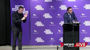 How the coronavirus is changing markets, business and politics. 7news Melbourne Coronavirus Update From Victoria S Premier Daniel Andrews Facebook