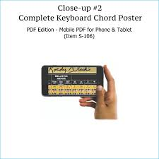 Piano Chord Finger Chart Printable Piano Chords Pdf Chart Roedy Black