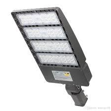 Led Shoebox Light 300w 2019 Us Stock Led Parking Lights 300w 39000lm Led Shoebox Pole Lights Fixture With Photocell 5000k Ip65 Ac 100 277v From Sunway168 261 31