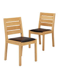 Marks And Spencer Kitchen Furniture 2 Sonoma Light Dining Chairs Ms