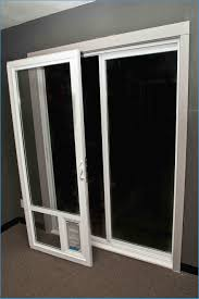 custom dog door sliding glass amazing sliding door dog door insert