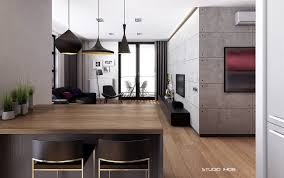 Apartment Living For The Modern Minimalist - Interior design small houses modern