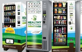 Burrito Vending Machine Franchise Mesmerizing HighTech Vending Machines That Serve Healthy Snacks See Rapid